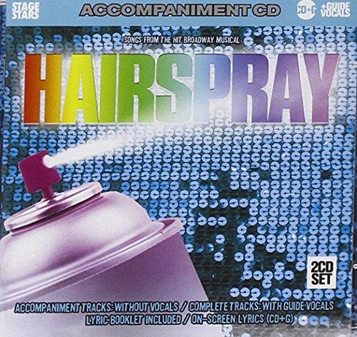 sical HAIRSPRAY (2-Disc Karaoke CDG) (Star Disc Karaoke)