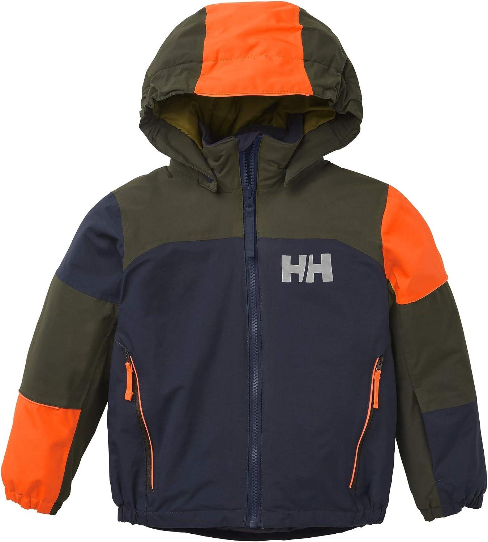 Helly-Hansen Unisex-Child Rider 2 Waterproof Breathable Insulated Ski Jacket : Clothing