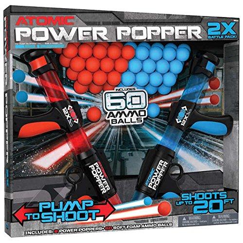 Top Blasters & Foam Play