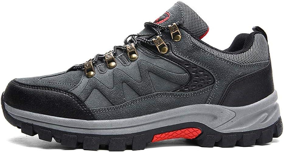 Hiking Shoes Men Waterproof Walking
