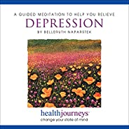 A Guided Meditation to Help Relieve Depression- Guided Imagery to Reduce Negative Thinking, Self-Criticism, Di
