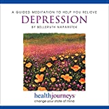 A Guided Meditation to Help Relieve Depression- Guided Imagery to Reduce Negative Thinking, Self-Criticism, Discouragement, and Improve Mood, Hope, Sense of Well Being: more info