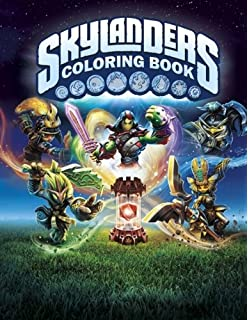 Amazon.com: Crayola Skylanders Giant Coloring Pages: Toys & Games