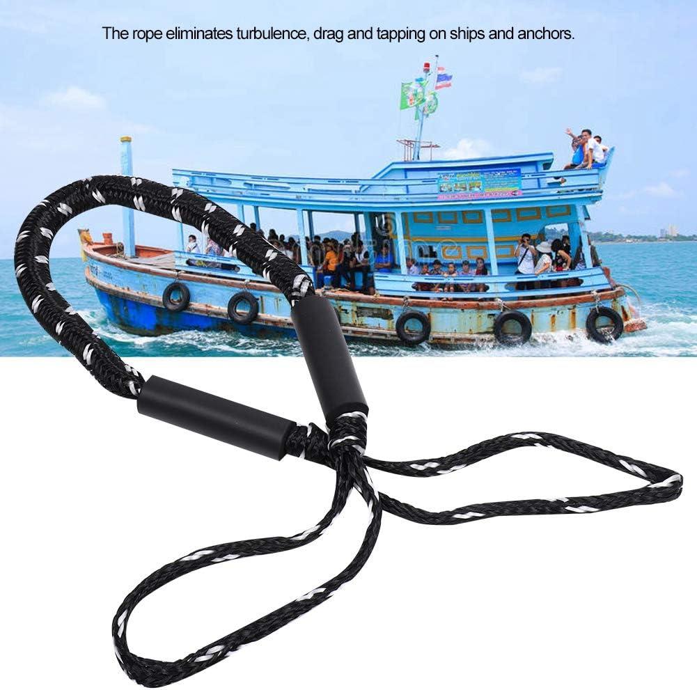 Azul Boat Dock Line Amarre Stretch Rope Amarre la cuerda Bungee Cord para barcos Anchor Line
