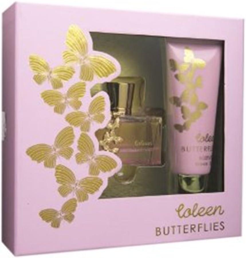Coleen Butterflies Eau de Toilette Gift