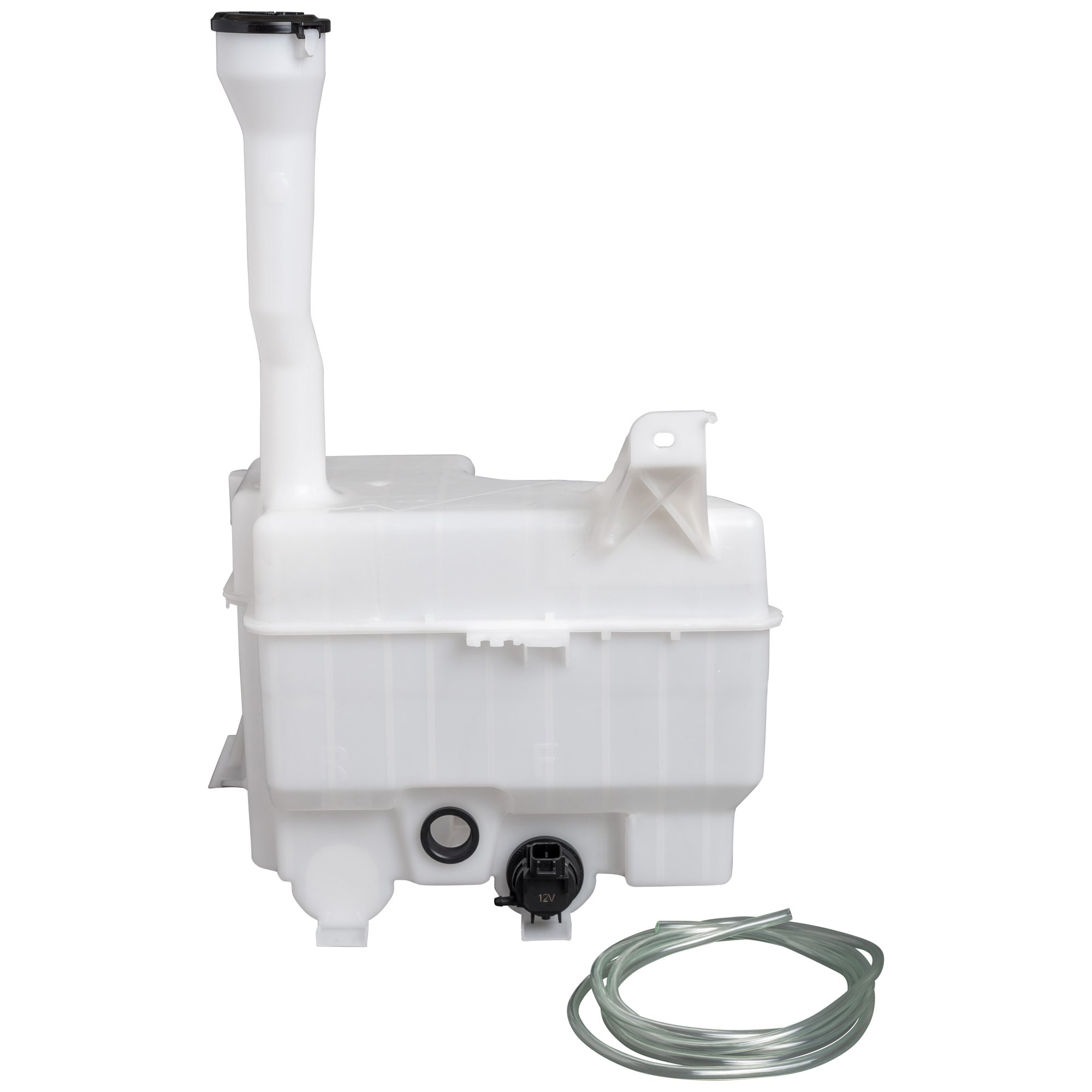 Windshield Washer Reservoir w/Pump For 2012-2015 Toyota Avalon Camry Hybrid fits TO1288171 / 85315-06220/8531506220 by Parts Galaxy