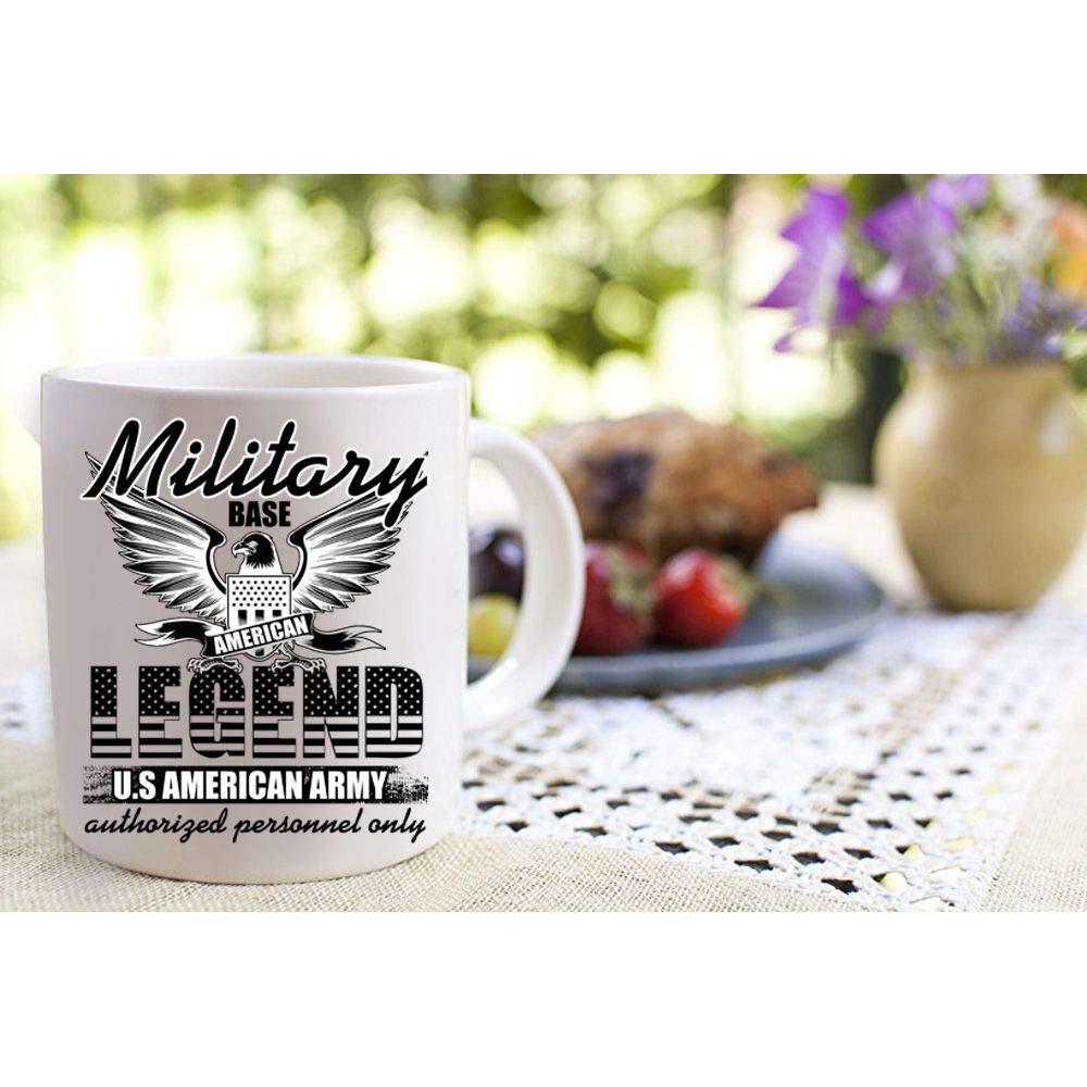 Amazon.com: Impresionante taza de café del ejército ...