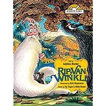 Rip Van Winkle, Told by Anjelica Huston