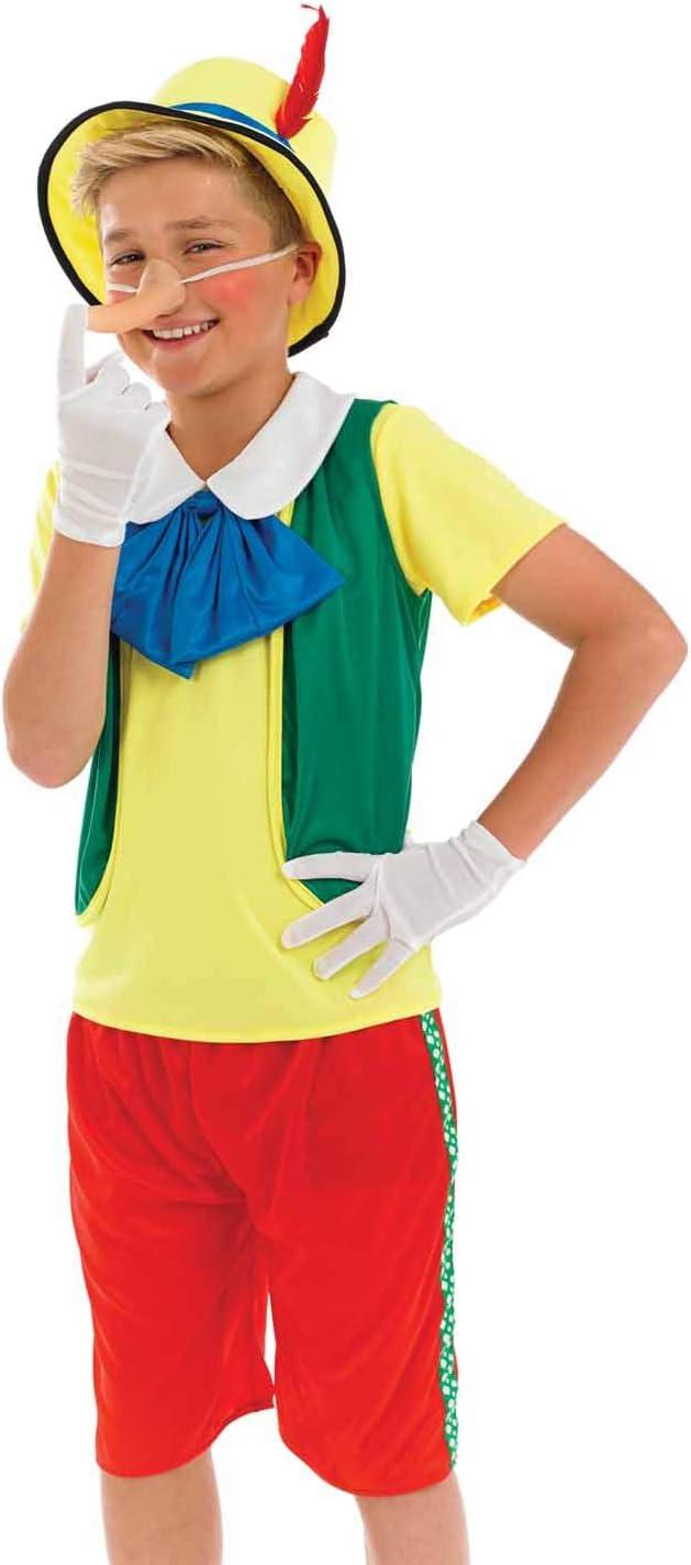 Fun Shack Amarillo Marioneta De Cuento De Hadas Disfraz para Niños ...