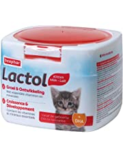 Beaphar - Lactol, Lait maternisé complet de substitution pour Chatons - 250 g