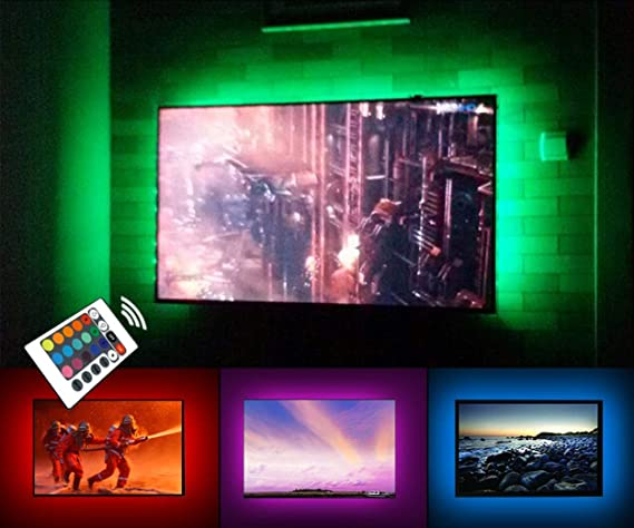 Review USB TV Backlight LED