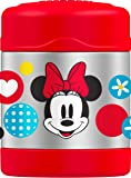 Thermos FUNtainer Food Jar, Minnie Mouse, 10 Ounce