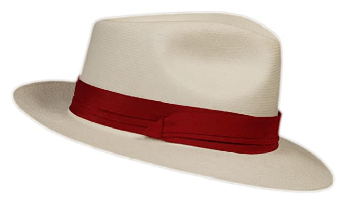 0a0e605b0 Grosgrain Hat Band (Silk) (Burgundy) at Amazon Men's Clothing store: