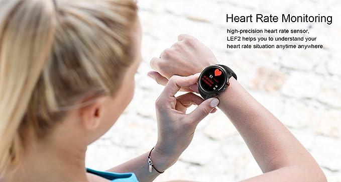 LEMFO BT4.0 3G Tarjeta Inteligente Reloj Smart Watch Teléfono RAM ...