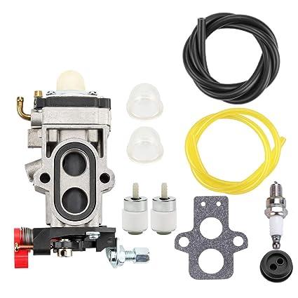 5X Fuel Filters For 506742601 for Husqvarna /& Redmax EBZ8001 EBZ7001 350 BT
