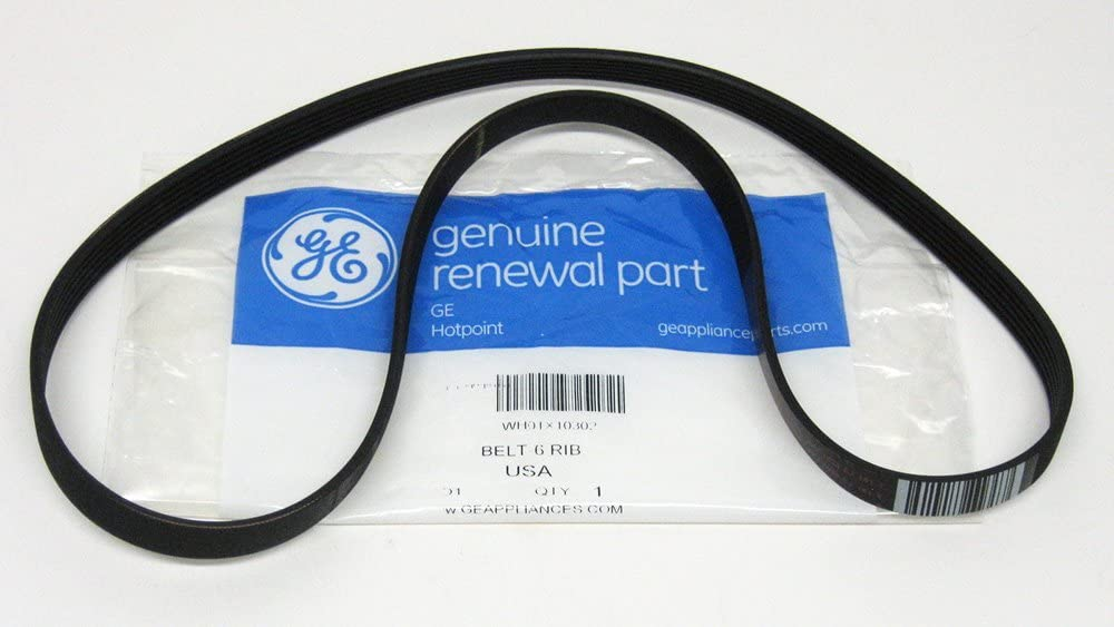 PART # WH01X10302 OR AP3968432 GENUINE FACTORY OEM ORIGINAL WASHER BELT FOR GE AND HOTPOINT