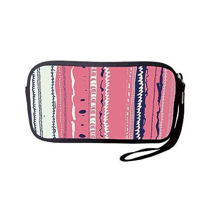 Amazon com: iPrint Neoprene Wristlet Wallet Bag,Coin Pouch