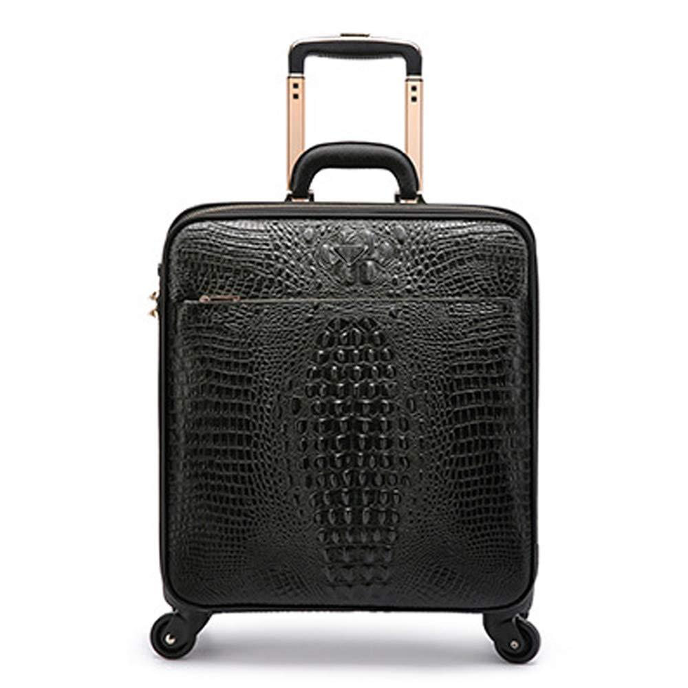 スーツケーストロリーキャリーキャビン荷物トラベルバッグ軽量4スピナーホイール、防水性、通気性、耐摩耗性、盗難防止、避雷、搭乗、耐衝撃性 B07RXBR2W1 B