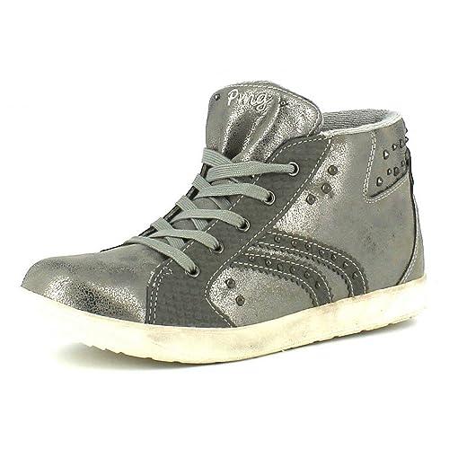 Sneakers grigie per bambini Primigi Y2sOK