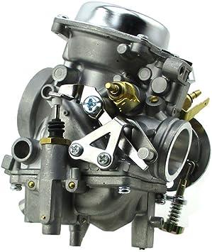 Stoneder Hochleistungs Vergaser Für Yamaha Virago Xv250 Inklusive Route 66 1988 2014 Yamaha Virago Xv125 1990 2011 Auto