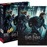 Aquarius Harry Potter Deathly Hallows Part 1 Puzzle (500-Piece)