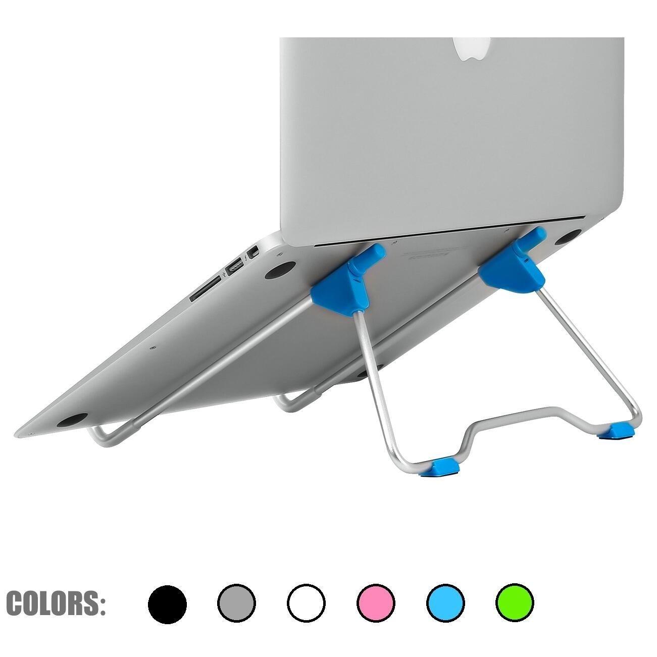 G-Hawk/® Laptop Portatile Stare in Piedi Ergonomico Pieghevole e Regolabile Stand Universale del Taccuino per Il Computer Portatile//Taccuino iPad dello Scrittorio