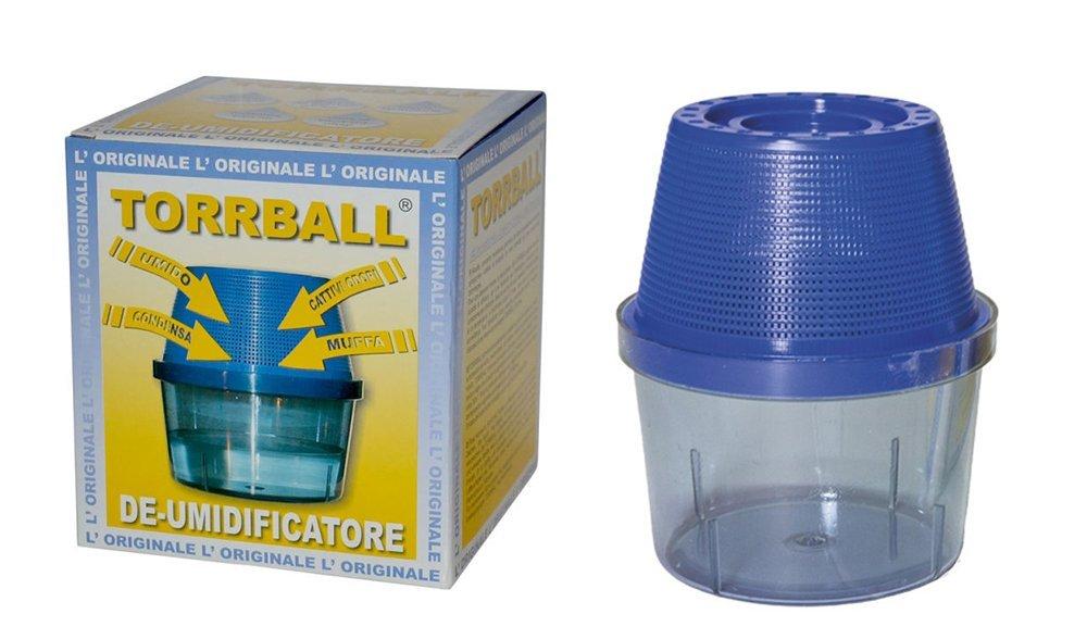 EUROMECI Torr-Ball, Apparecchio de-umidificatore a sali per cabine, 500 g. Brava ETOR