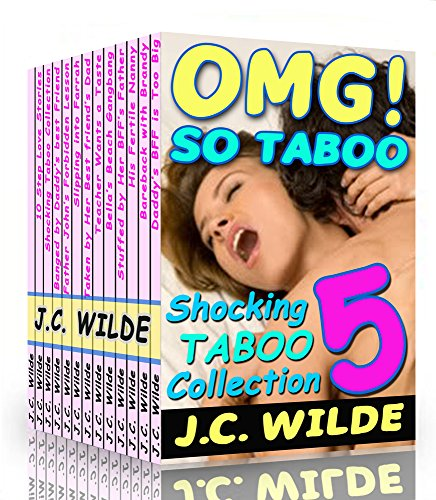 OMG So Taboo Shocking Collection ebook product image