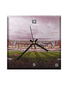 CamisetasATM1903 Reloj SOBREMESA ATLÉTICO DE Madrid TIFO Atleti Vicente CALDERÓN: Amazon.es: Hogar