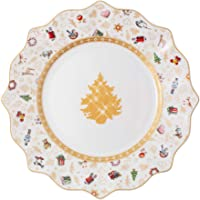 Villeroy & Boch Toys Delight Anniversary Edition Breakfast Plate, 24cm, White