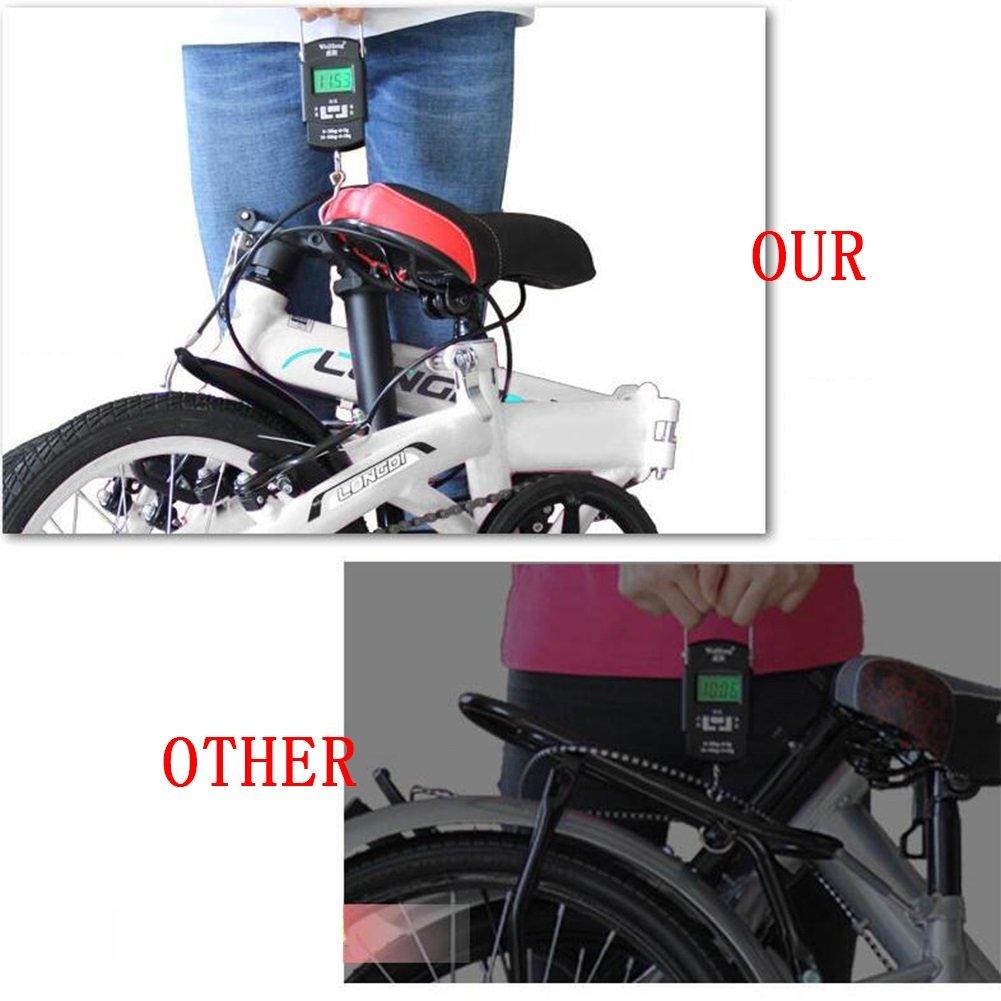 XQ 折り畳み自転車可変速度非常に軽いポータブル12/14/16インチ大人男性と女性タイプ子供学生フェリー自転車 子ども用自転車 ( 色 : ブラック , サイズ さいず : 14-inch ) B07CJ9H1WZ 14-inch|ブラック ブラック 14-inch
