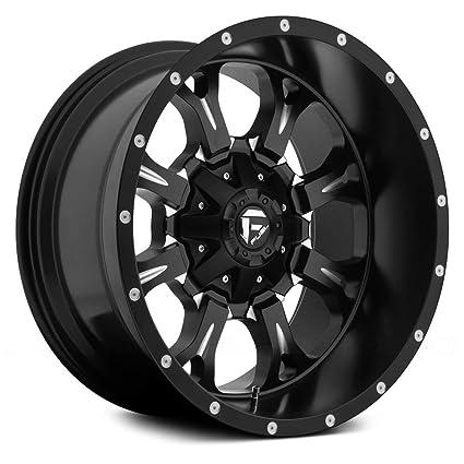 Fuel Rims 20X12 >> Amazon Com Fuel Offroad Wheels D517 20x12 Krank 8x6 5 Nb4