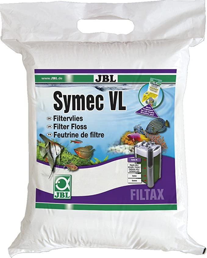JBL Symec Alfombrilla filtradora para Filtro de Acuario contra Aguas turbias: Amazon.es: Productos para mascotas