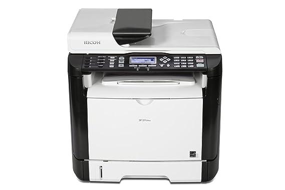 Ricoh Aficio SP 311SFNW Impresora multifunción Monocromo ...