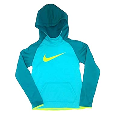 0482fd851227d Image Unavailable. Image not available for. Color: Nike Girl's Therma  Training Hoodie ...
