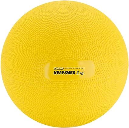 Gymnic Heavymed – Balón terapéutico: Amazon.es: Deportes y aire libre