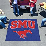Custom Made - 4581 - Southern Methodist Tailgater Rug 60''72''