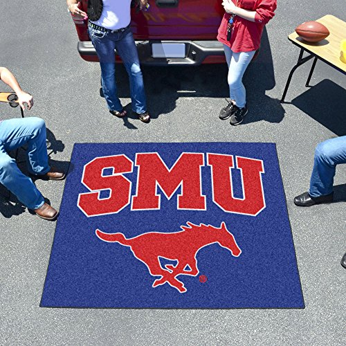 Custom Made - 4581 - Southern Methodist Tailgater Rug 60''72'' by Fanmats