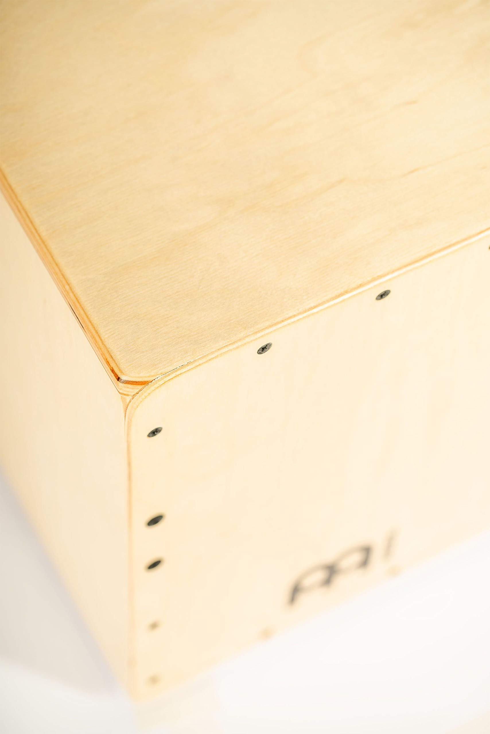 Meinl Cajon Box Drum with Internal Snares - MADE IN EUROPE - Baltic Birch Wood, Compact Size, 2-YEAR WARRANTY (JC50B) by Meinl Percussion (Image #4)