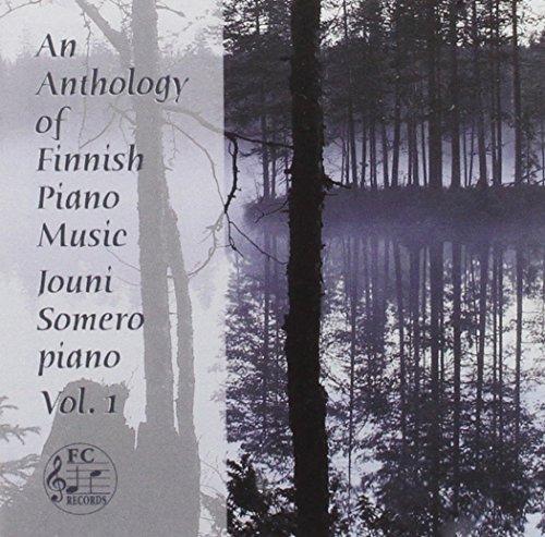 (Anthology of Finnish Piano Music 1)