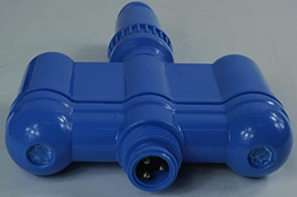 Amazon.com: EZ Care - Cuerda flotante giratoria para piscina ...