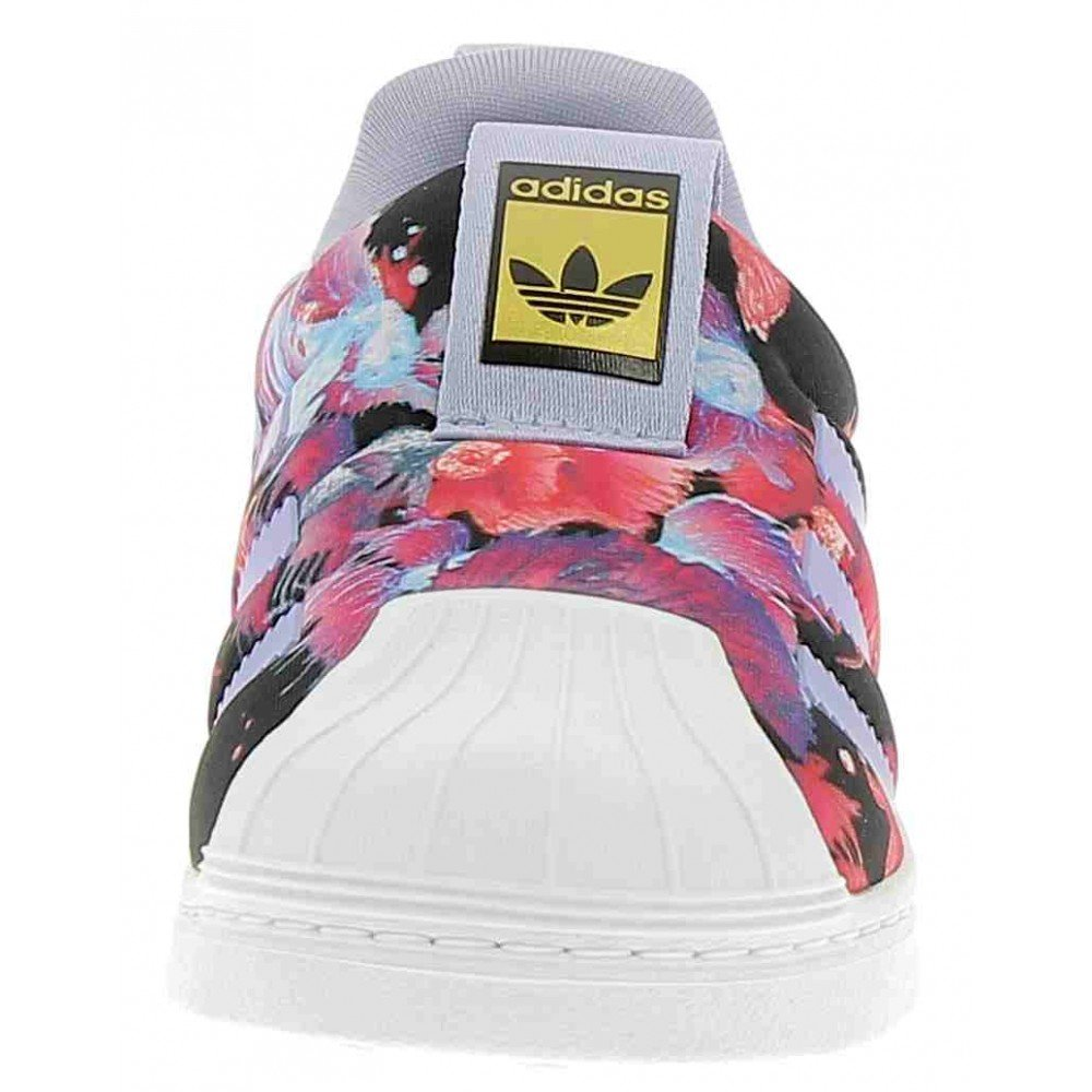 best sneakers 25623 5ffe5 Adidas - Adidas Superstar 360 I Chaussures de Sport Petite Fille Multicolor  Slip On - Violet, 26,5  Amazon.fr  Chaussures et Sacs