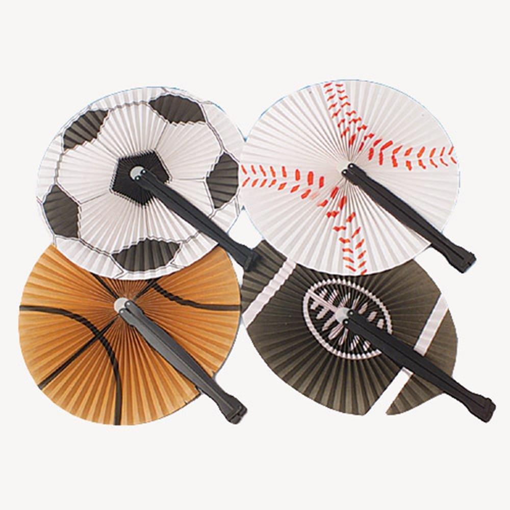 Toy Sports Folding Fans StealStreet U.S Home SS-UST-1517