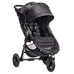 Baby Jogger City Mini GT Stroller - Single, Black