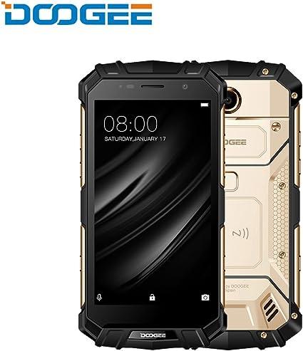 DOOGEE S60 Lite IP68 4 G Pas Barato Smartphone, 5580 mAh teléfono ...