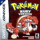 Pokemon Ruby Version - Game Boy Advance