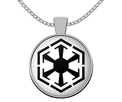 Amazon Jedi Master Coffee House Star Wars Necklace Sith Order