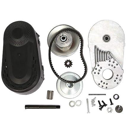 GO KART TORQUE CONVERTER for PREDATOR ENGINE, 6 5 HP 212CC 3/4
