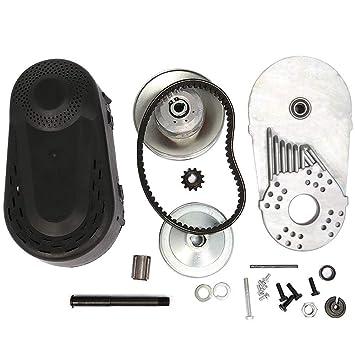 Bullet líneas ✮ Predator 6,5 hp 212 cc Go Kart Torque Converter ✮ 3