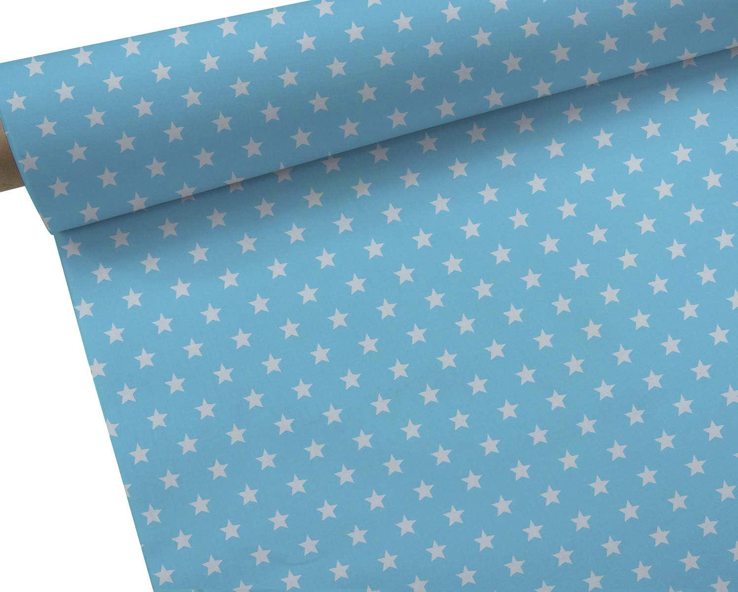 Rosa Martina Home Candy Star Metros Loneta 0.5 m
